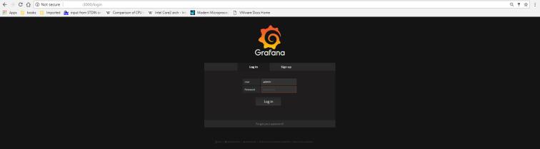 Using Grafana & Inlfuxdb to view XIV Host Performance Metrics – Part